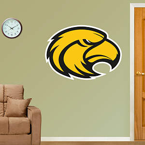 Southern Miss Golden Eagles Logo Fathead Wall Decal